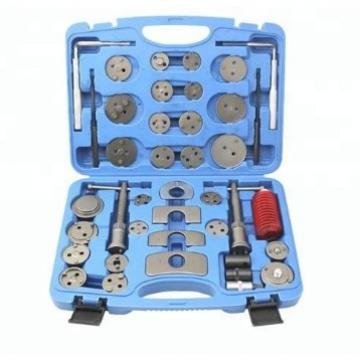 23pc Front Wheel Drive Bearing Press Tool Removal Adapter Puller Pulley Set FWD