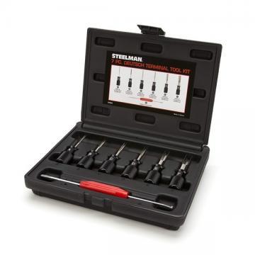 52 Pcs Bushing Bearing Custom 18mm-65mm Race Installer Remover Tool Puller Kit
