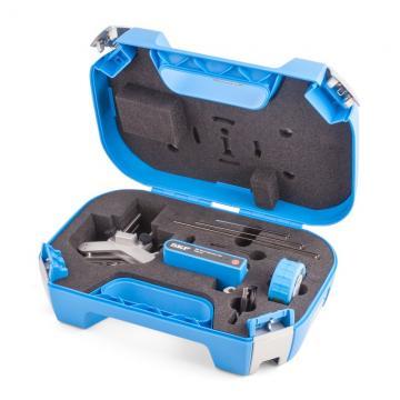 Pruftechnik Optalign Plus ALI 5.200 Kit Ludeca Laser Shaft Alignment Tool